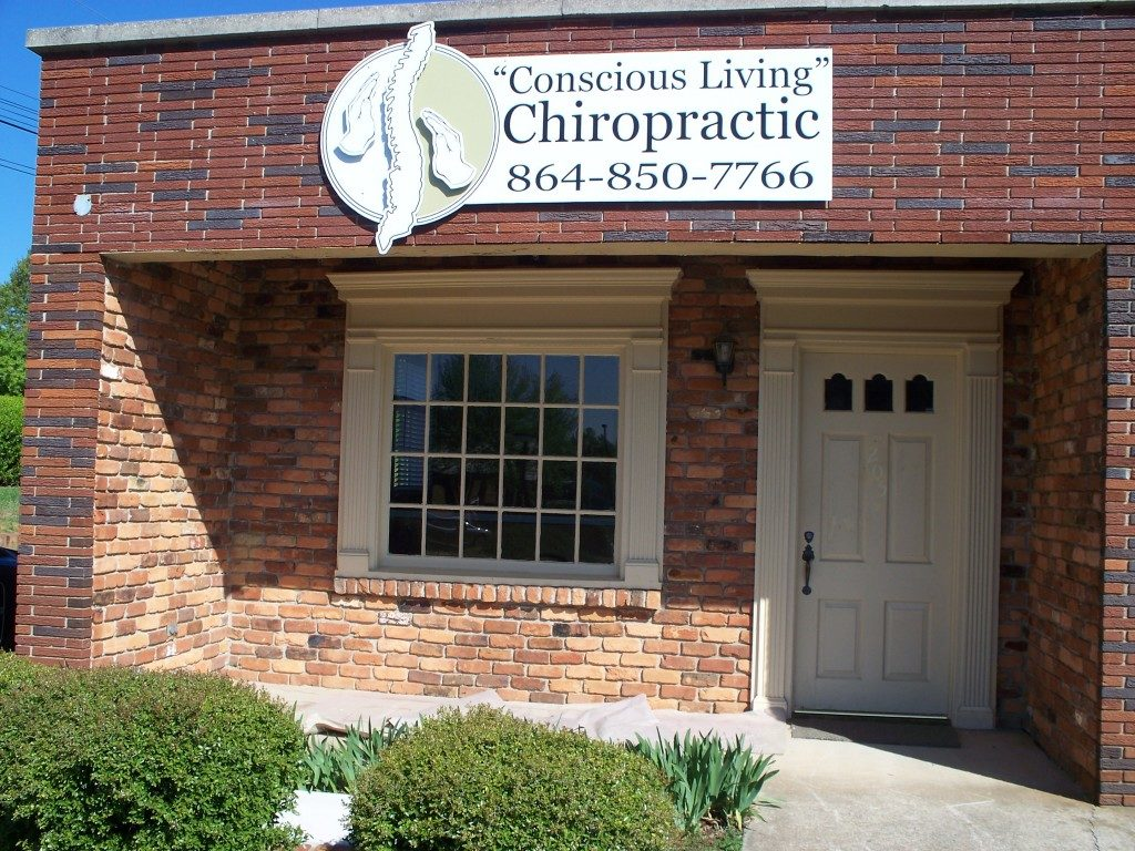 CL Chiropractic Outside View